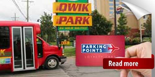 Detroit Airport Parking Guide