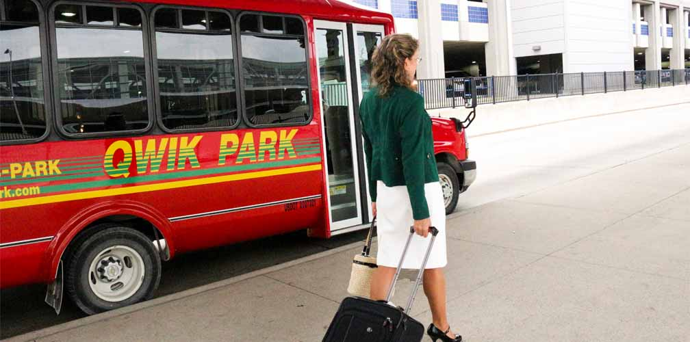 DTW Parking and Shuttle Service
